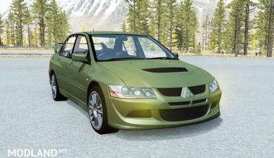 Mitsubishi Lancer Evolution VIII 2004 Car Mod [0.15.0]